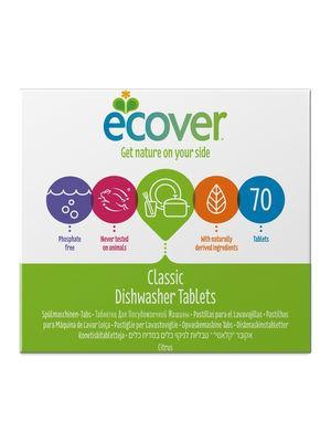Таблетки  Экологические, 1.4 кг, 70 шт Ecover