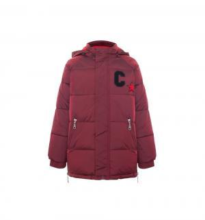 Куртка , цвет: красный Смена