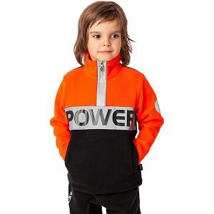 Свитшот Gulliver. Цвет: оранжевый