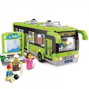 Конструктор  Автобус 1121 (420 элементов) Enlighten Brick