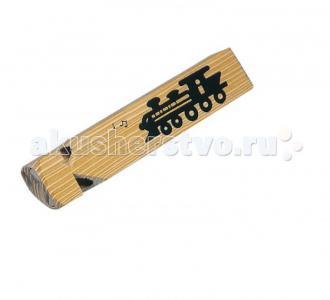 Музыкальный инструмент  Свистулька Поезд Goki