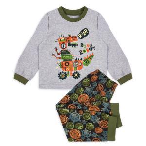 Пижама кофта/брюки Веселый малыш