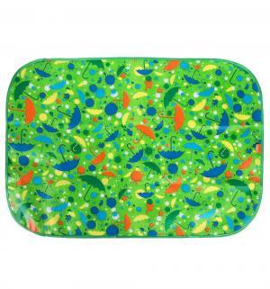 Клеенка  с рисунком ПВХ покрытием, 1 шт, цвет: зеленый Витоша
