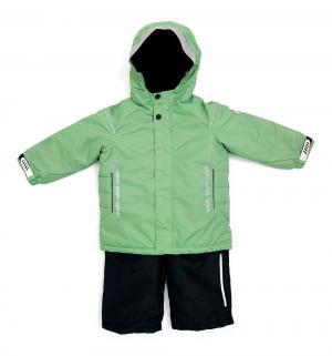 Комплект куртка/брюки , цвет: зеленый/черный Artel