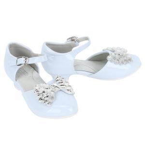 Туфли , цвет: белый Ирина