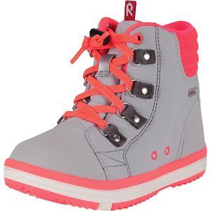 Ботинки  tec Wetter Wash Reima. Цвет: серый