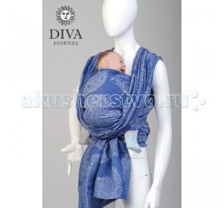 Слинг  шарф, хлопок-лен Diva Essenza