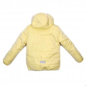 Куртка , цвет: Желтый Zukka