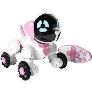 Робот на р/у  Собака Чиппи, белый WowWee. Цвет: белый