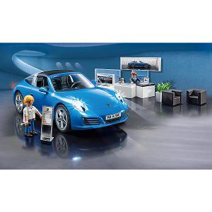 Конструктор Playmobil Лицензионные автомобили2 Porsche 911 Targa 4S PLAYMOBIL®