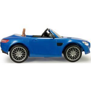 Электромобиль Injusa Mercades Benz AMG GT, 6V, синий. Цвет: синий
