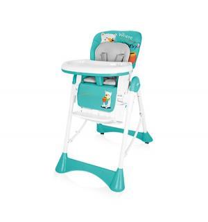 Стульчик для кормления  Pepe, цвет: turquoise Baby Design