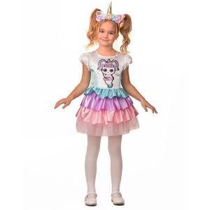 Карнавальный костюм  Кукла единорожка Батик