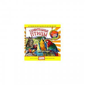 Аудиоэнциклопедия Удивительные птицы, CD Детское издательство Елена