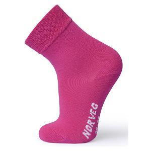 Носки Norveg. Цвет: розовый