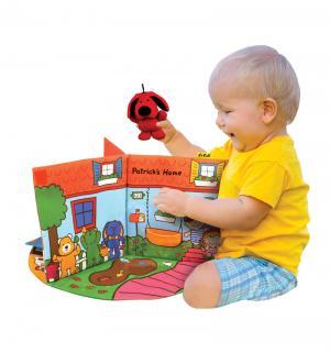 Развивающая игрушка Ks Kids В гостях у Патрика 40 см K's
