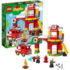 Конструктор  DUPLO Town 10903: Пожарное депо LEGO