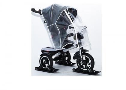Лыжи для трехколесного велосипеда Vip Toys
