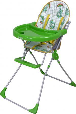 Стульчик для кормления Selby 152, цвет: зеленый Фея