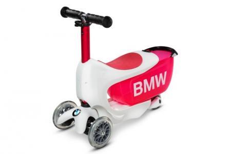 Трехколесный самокат  BMW Mini 2Go Micro