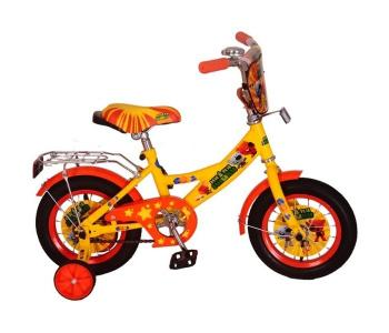 Велосипед двухколесный  МиМиМишки 12 Mustang