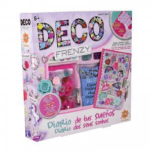 Набор для декорирования  Deco Frenzy, Дневник мечты Cife Spain Business