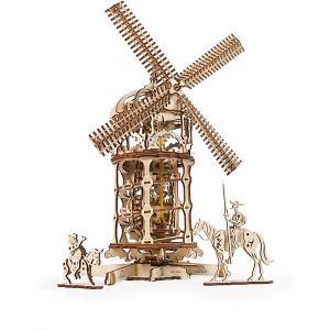 Сборная модель Ugears Мельница Башня