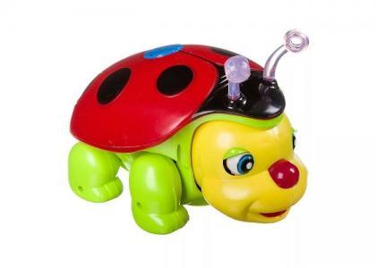Интерактивная игрушка  Счастливый жучок Play Smart