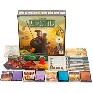 Настольная игра  7 Чудес: Дуэль Asmodee