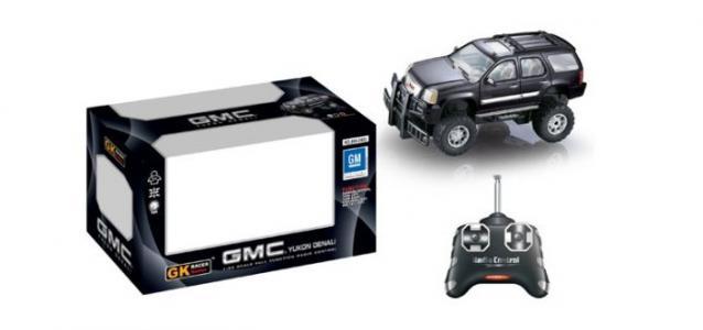 Racer Series Машина р/у GMC 1:24 на батарейках GK