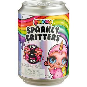Игрушка-слайм Poopsie Sparkly Critters в банке газировки MGA