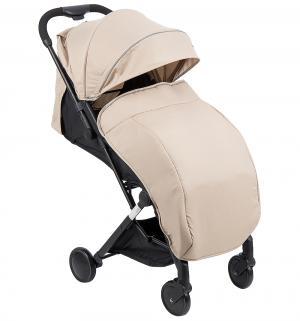 Прогулочная коляска  M-9, цвет: светло-серый/бежевый McCan
