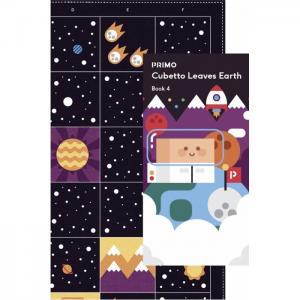 Карта для путешествий Космос Primo Toys
