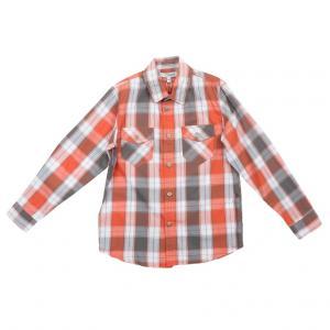 Рубашка SCool Музыкальная волна, цвет: оранжевый S'Cool