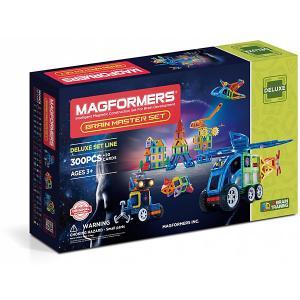 Магнитный конструктор Magformers Brain Master set