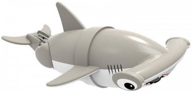 Интерактивная игрушка  Акула-акробат 12 см Море чудес
