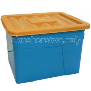 Ящик для игрушек на колесах 60*40*36 см Russia