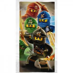 Полотенце Ninjago Quadrant 70х140 Lego