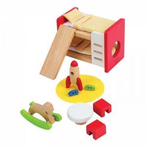 Мебель для домика Детская комната Hape