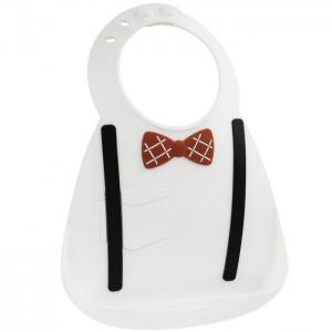 Нагрудник  Baby Bib Scholar Make my day