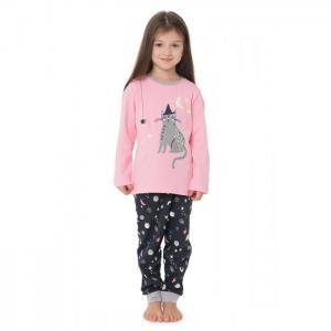 Комплект для девочки RP1358 (лонгслив, брюки) Roly Poly