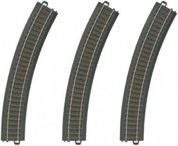 Набор расширения рельсовых путей C R3 3 шт. 20330 Marklin