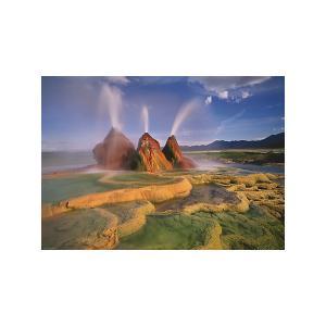 Пазл Heye Humbolt Nature Долина гейзеров, 1000 деталей