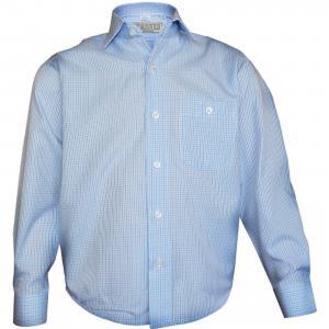 Рубашка для мальчика Imperator. Цвет: голубой
