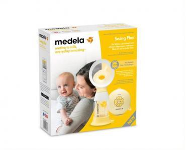 Молокоотсос электронный одинарный электрический Swing Flex (Медела Свинг Флекс) Medela