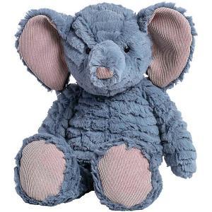 Мягкая игрушка Molli Слоник, 36 см Molly. Цвет: серый