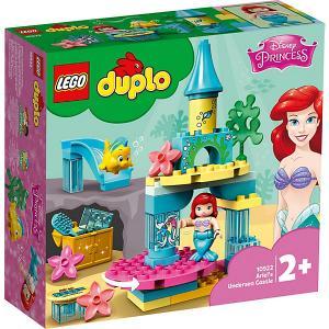 Конструктор  DUPLO Disney Princess 10922: Подводный замок Ариэль LEGO