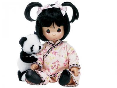 Кукла Мир и гармония 30 см Precious