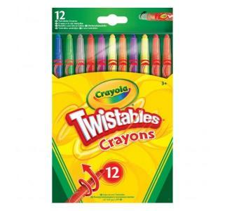 Мелки восковые  12 шт. Crayola