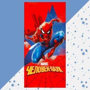 Полотенце Человек-Паук 146х70 Marvel